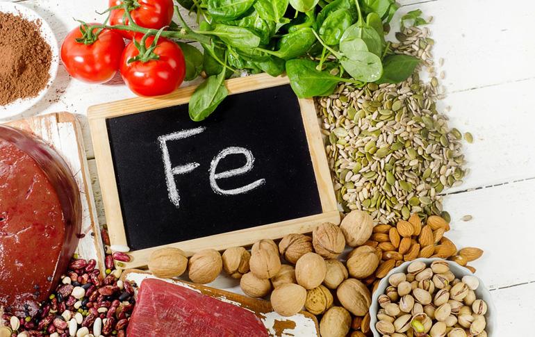 10 τρόφιμα που πρέπει να καταναλώνετε εάν είστε αναιμικοί