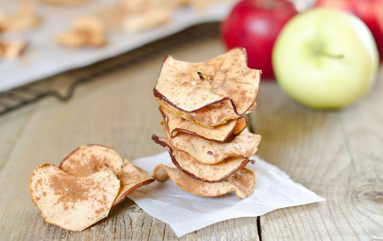 Τσιπς μήλου