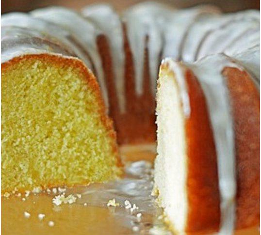 Κέικ λεμόνι