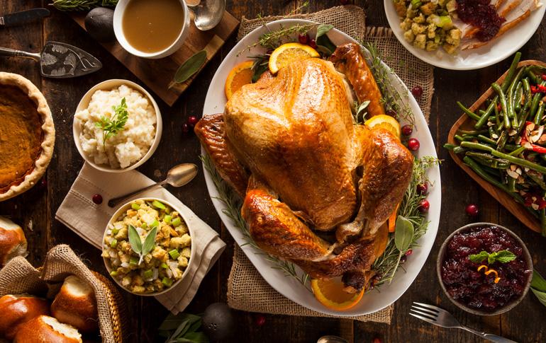 Τα 5 τρόφιμα που πρέπει να φας τα Χριστούγεννα σύμφωνα με την διαιτολόγο σου