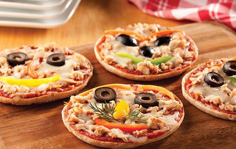 Pizza... αλλιώς!
